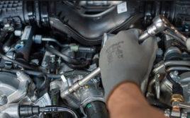 Service und Reparaturarbeiten